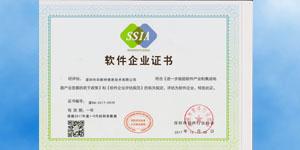 华斯特科技正式成为深圳双软企业
